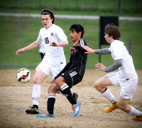 DB vs Lenoir City Soccer 3-27-15