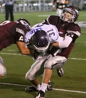 DB vs Sevier Co.FB Nov 9, 2012