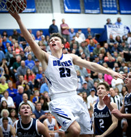 Gate City vs Richlands Boys BB 2-23-16