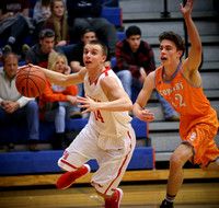 Boone vs Central Boys BB 2-17-16