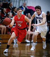 Wise Central @ Gate City Boys BB 1-29-16