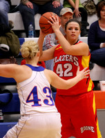 Boone @ Volunteer Girls BB Jan 15, 2011