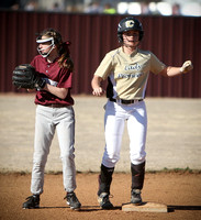 Crockett @ DB Softball March 11, 2014