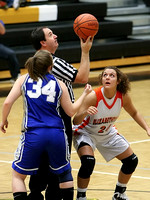 Unicoi vs Eliz. Girls BB 1-AA Trn Feb 21, 2011