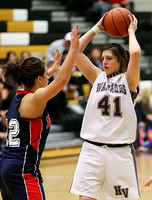 Happy Valley vs East Girls BB 1-AA Trn Feb 21, 2011