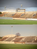 J. Fred Johnson Stadium Renovation Dec 18, 2013