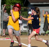 CHPR Softball Yankees vs Pirates 5-14-15