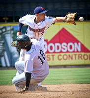 Smokies vs Suns Baseball July 13, 2014