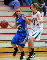 Gate City vs Unicoi Girls BB Dec 28, 2012