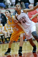 TN High vs Central Girls BB Feb 12, 2013