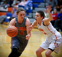 Boone vs Central Girls BB 2-18-16