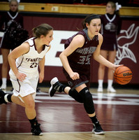 DB @ TN High Girls BB 2-10-16