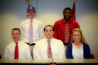 Dobyns Bennett College Signings April 17, 2012