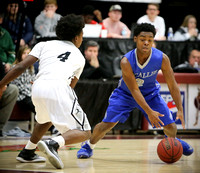 Wings Academy vs McCallie Boys BB 12-30-16