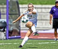 JMU vs Providence Girls Soccer 8-20-17