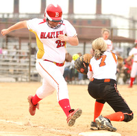 Boone vs Morr. East SB April 1, 2012
