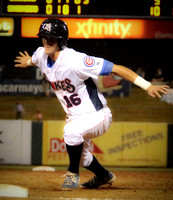 Smokies vs Barons Baseball May 5, 2014