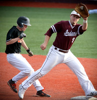 DB vs Eliz. Baseball April 29, 2014