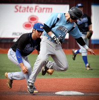 South vs Karns Baseball April 19, 2014