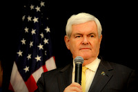 Newt Gingrich Campaign March 5, 2012