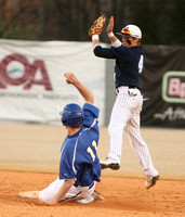 South @ Gate City Baseball March 14, 2012