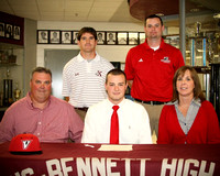 DB College Signings Nov 9, 2011