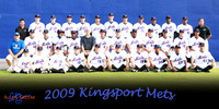 2009 Kingsport Mets Team