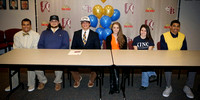 Dobyns Bennett College Signing Day Feb 5, 2014