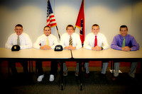 Dobyns Bennett College Signings May 15, 2012