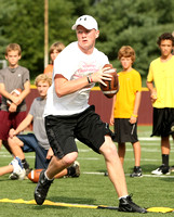 DB Football Camp July 12, 2011