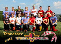 TN-VA FCA Softball Game June 16, 2012