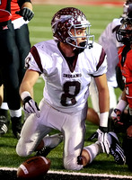 DB @ Maryville FB Nov. 16, 2012