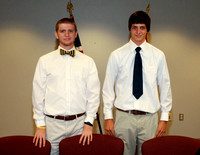 DB : Vestal & Silmon College Signings July 18, 2012
