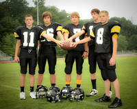 North Football Media Day Aug 4, 2011