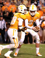 UT vs Vandy Football Nov 19, 2011