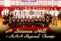 Science Hill vs Cherokee Boys BB (Semifinals) March 1, 2012