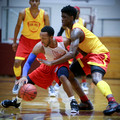 Oak Hill Academy vs Bluefield BB Oct 14, 2014