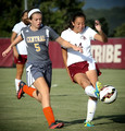 DB vs Central Soccer (Girls) Sept. 16, 2014