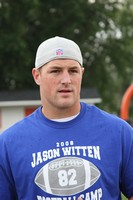 Jason Witten Football Camp June 21, 2008