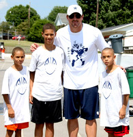 Jason Witten Football Camp June 23, 2012