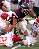 DB vs Boone FB Sept 14, 2012