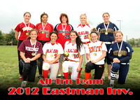Eastman Inv. Softball Trn 2012