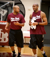 Dobyns Bennett Alumni Basketball Game Jan 18, 2014