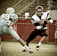 DB @ South FB Aug 30, 2012