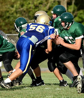 2012 Middle School Football