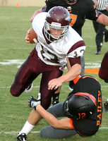 Dobyns Bennett @ Clinton FB Aug 24, 2012