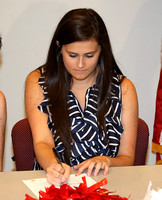 Rae Neilson Signs w/ King Cheer June 11, 2013