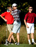DB, Boone, Science Hill Golf Sept. 9, 2014