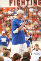 Jason Witten Football Camp June 27 , 2009